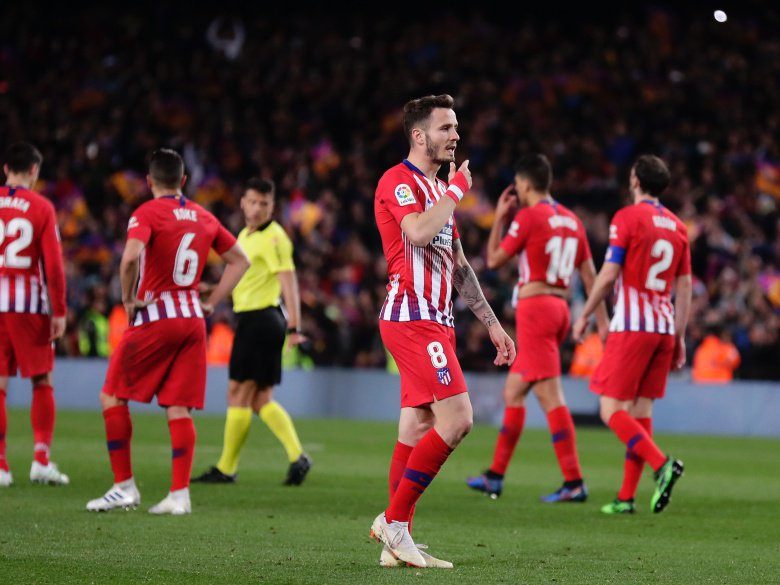 Atletico win, keep Barcelona from clinching Spanish title
