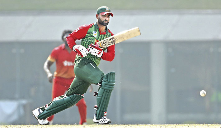 Need to score big in Tri-nation series, says Tamim