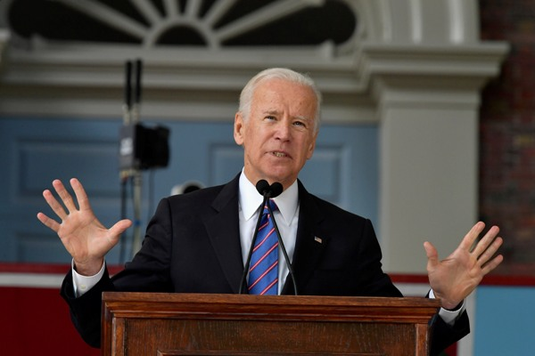 US election 2020: Joe Biden launches presidential bid