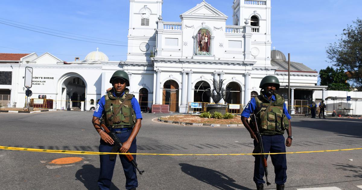Sri Lanka suspends visa on arrival programme after serial blasts