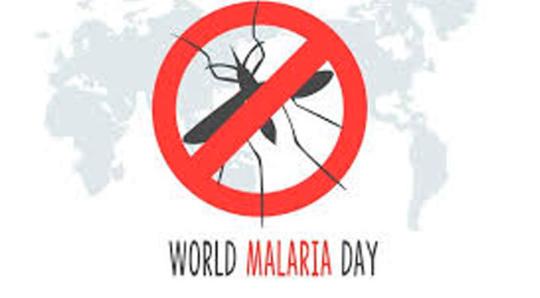 World Malaria Day today