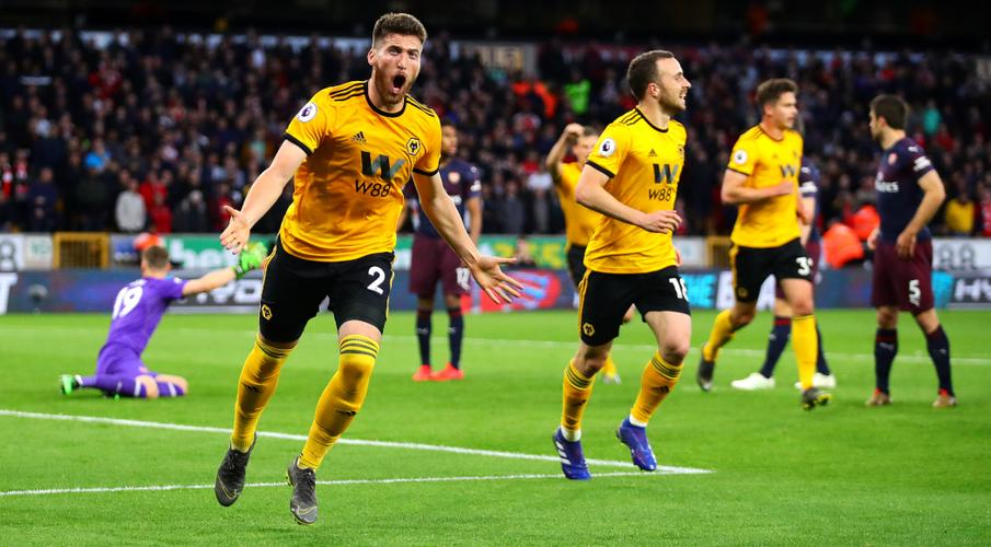 Arsenal's away woes continue in 3-1 loss to Wolves