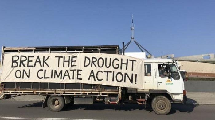 Australian election: The 'unlikely' group calling for climate action