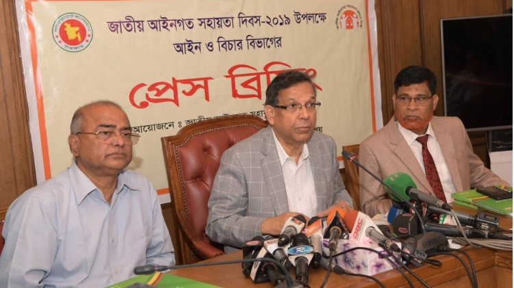 Khaleda doesn't meet criteria for getting legal aid: Anisul
