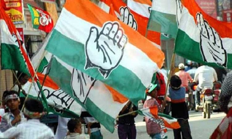 Congress names candidates for 3 West Bengal assembly seats