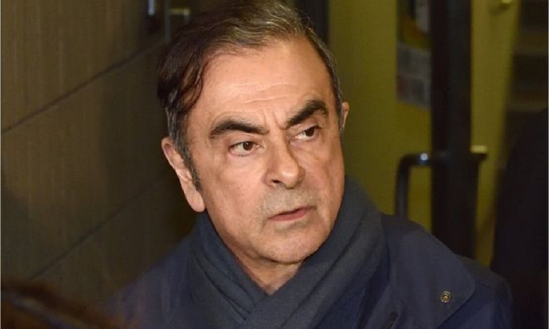 Ghosn: Tokyo court grants $4.5m bail to former Nissan boss
