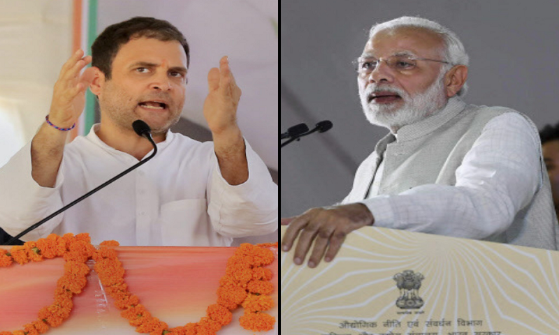 Modi, Rahul to address rallies in Maharashtra on Friday