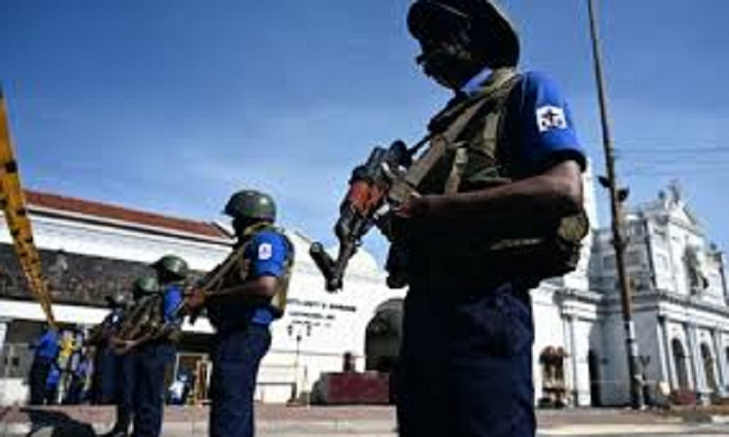 Security alert at Sri Lanka central bank lifted