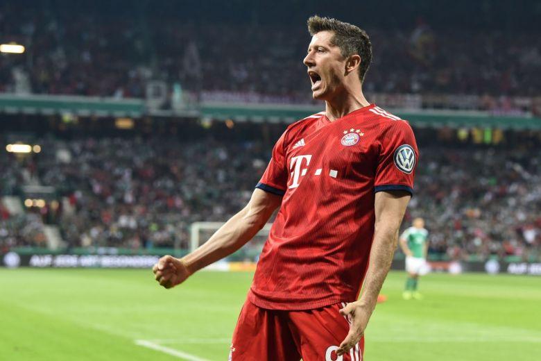 Bayern beats Bremen 3-2 to reach German Cup final