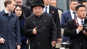 Vladimir Putin and Kim Jong Un hold first summit
