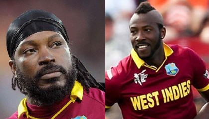 West Indies name Gayle and Russell in World Cup squad, Pollard misses out