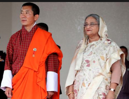Bhutanese Prime Minister phones Sheikh Hasina, shocked at Zayan Chowdhury's death