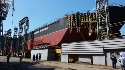 Russia set to launch world's first floating nuclear power plant