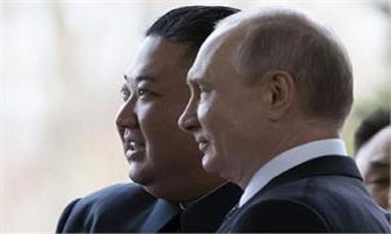 North Korea's Kim leaves Vladivostok after Putin summit