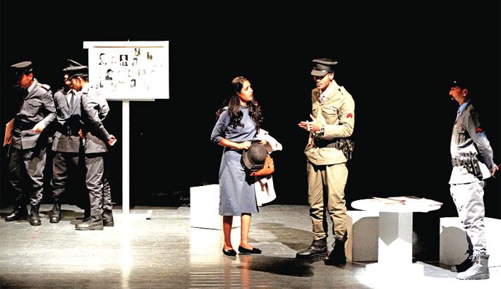 New Theatre Troupe 'Tarua' Begins Its Journey