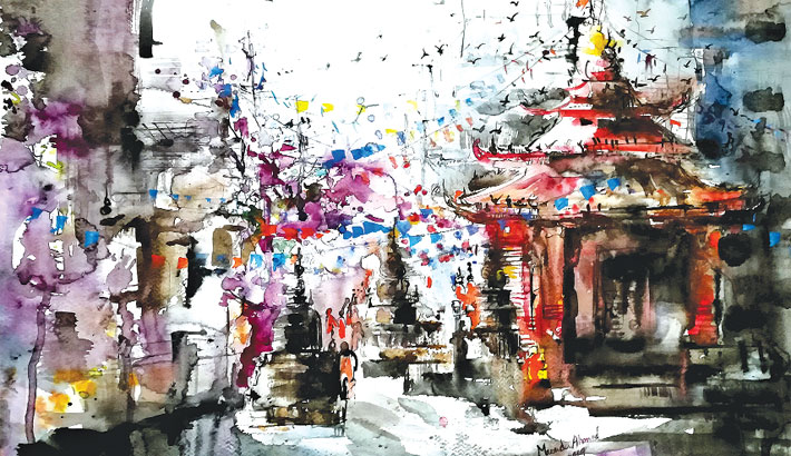 Bangladeshi Artists Make It To The Intl Fest