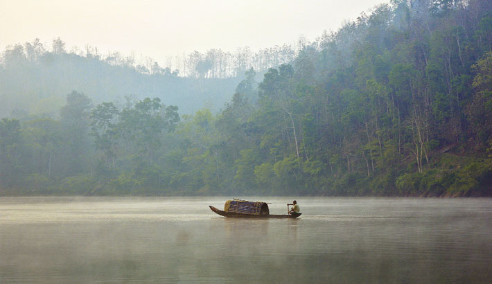 Captivating Kaptai
