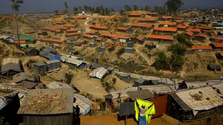 Myanmar unrest hampers UN access to Rohingya villages: official