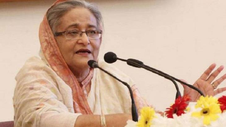 Prime Minister Sheikh Hasina trashes Fakhrul's claim over Zahidur's oath taking