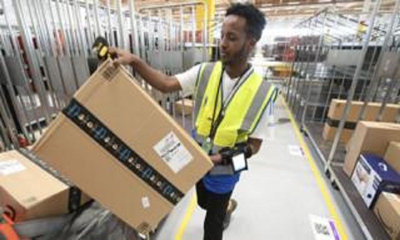 Amazon has posted a fourth successive quarter of record profit