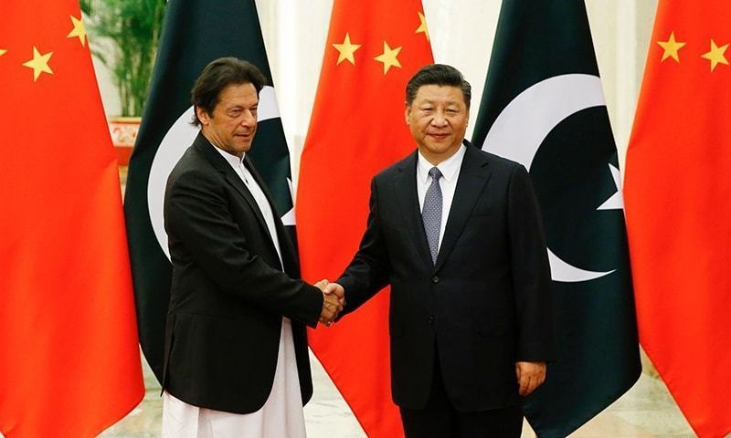 Pakistan PM in China for second official visit