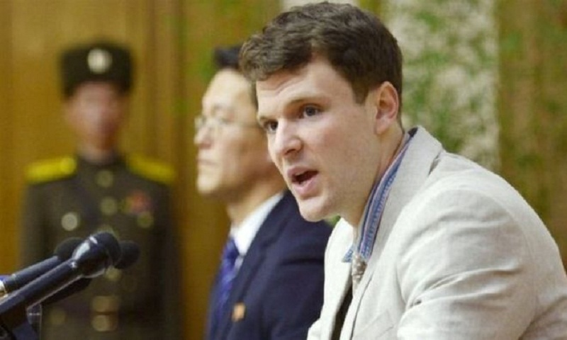 North Korea 'demanded $2m for care of Otto Warmbier'