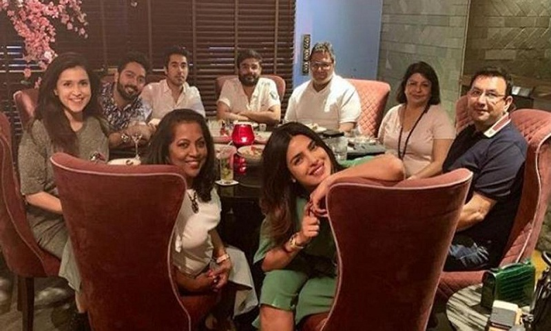 Priyanka Chopra is already in the wedding mode