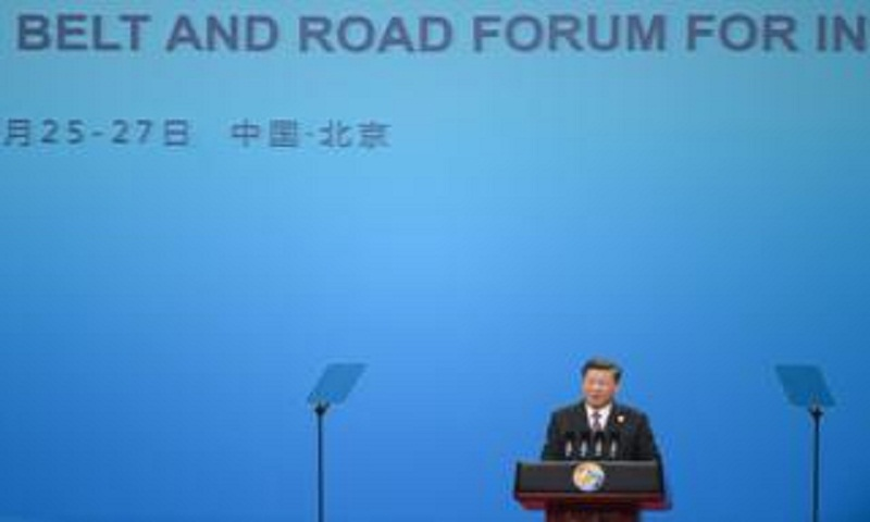 Xi Jinping vows transparency over Belt and Road