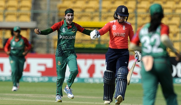 Jahanara 1st Bangladeshi to play Women's T20 Challenge in India