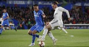 Struggling Madrid held to goalless draw by Getafe