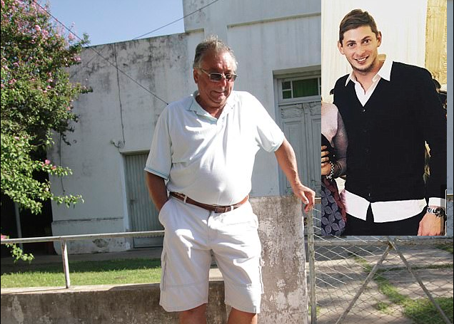 Father of Emiliano Sala dies