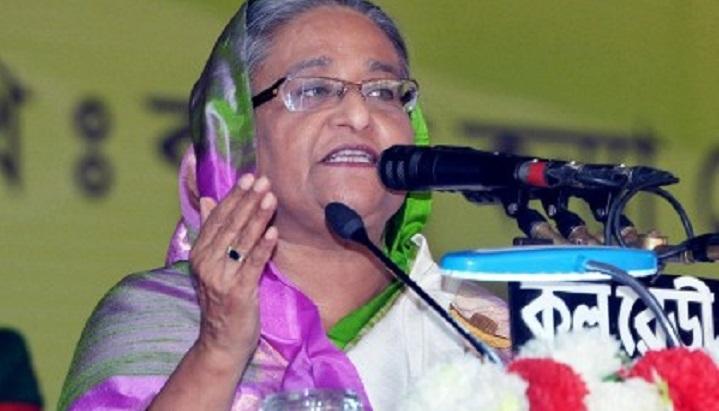 Put up resistance against militancy, terrorism, PM urges all