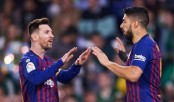 Barcelona look for win to seal La Liga title