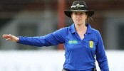 Claire Polosak becomes first female umpire in men's ODI