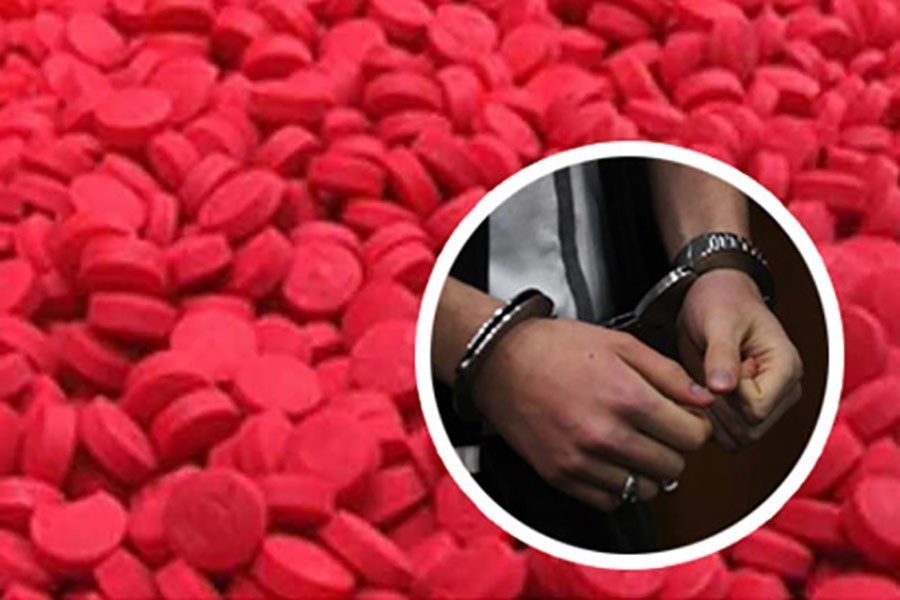 4 held with 2 lakh Yaba pills in Cox's Bazar