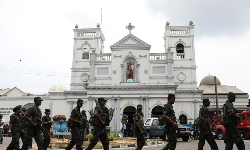 Suicide bomber involved in Sri Lanka's Easter Sunday blasts, visited India twice in 2017, shows intel
