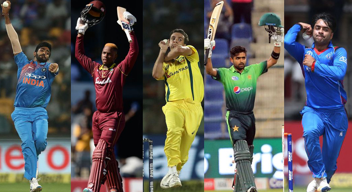 Five talented debutants to rock Cricket World Cup 2019