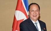 Iran FM says he will visit North Korea