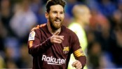 Messi on bench as Barca look to clinch Spanish title