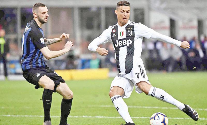 Juventus hold Inter Milan