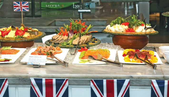 The Great British Food  Festival: A Soulful Experience