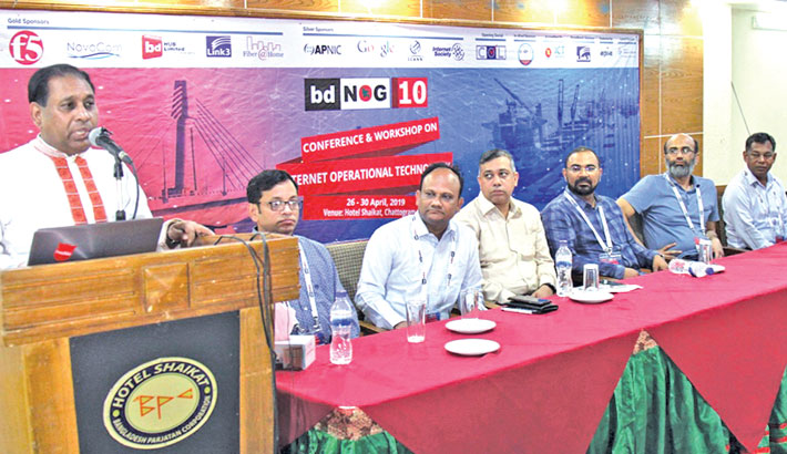 BDNOG Conference held in Chattogram