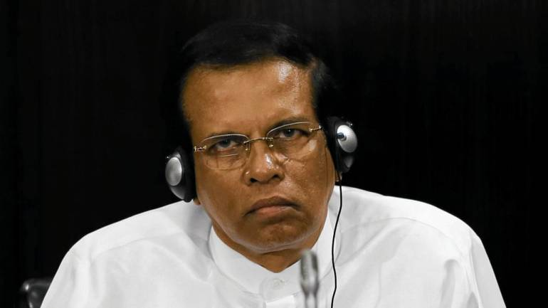 Sri Lanka president appoints new acting police chief