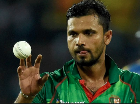 Mashrafe 'surely' going to play his last World Cup
