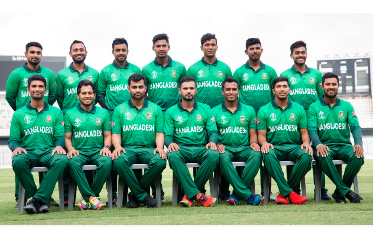 Shakib skips official photo session of Tigers' World Cup squad