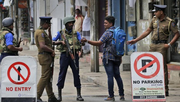 Church urges more vigorous crackdown on Sri Lankan militants
