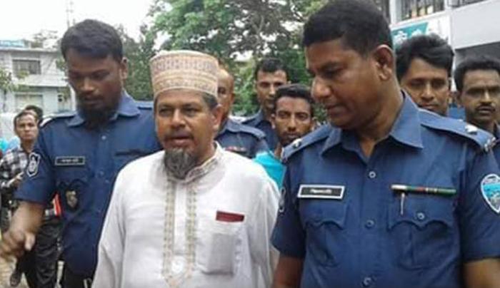 Principal Siraj-ud-Doula 'confesses' to ordering Nusrat murder