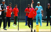 BCB Physically Challenged team to play with Nat'l Cricketers on Tuesday