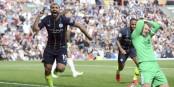 Man City edge past Burnley to return top of Premier League