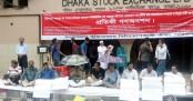 Investors begin mass hunger strike protesting stock market slump